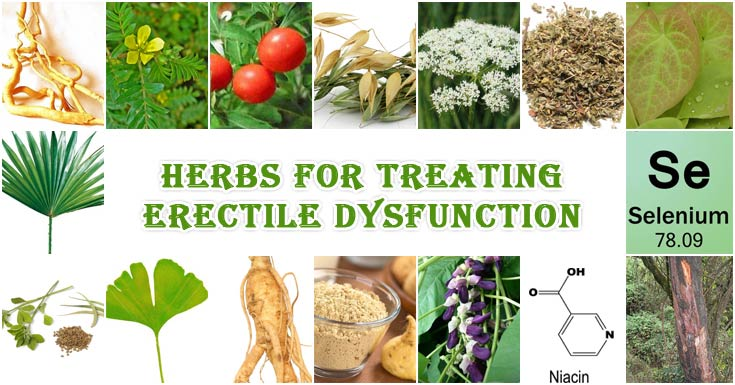 natural remedies to treat ed